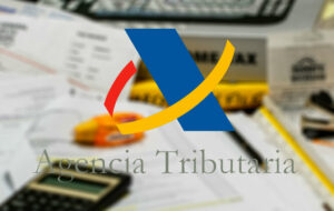 De belastingdienst in Spanje