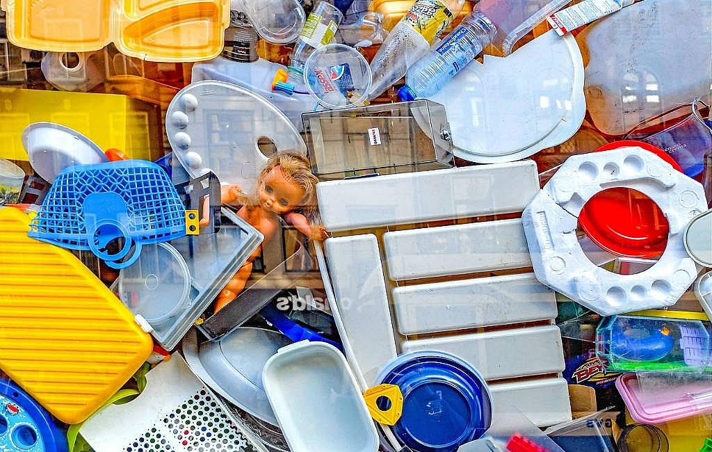 Afvalscheiding en afval in Spanje