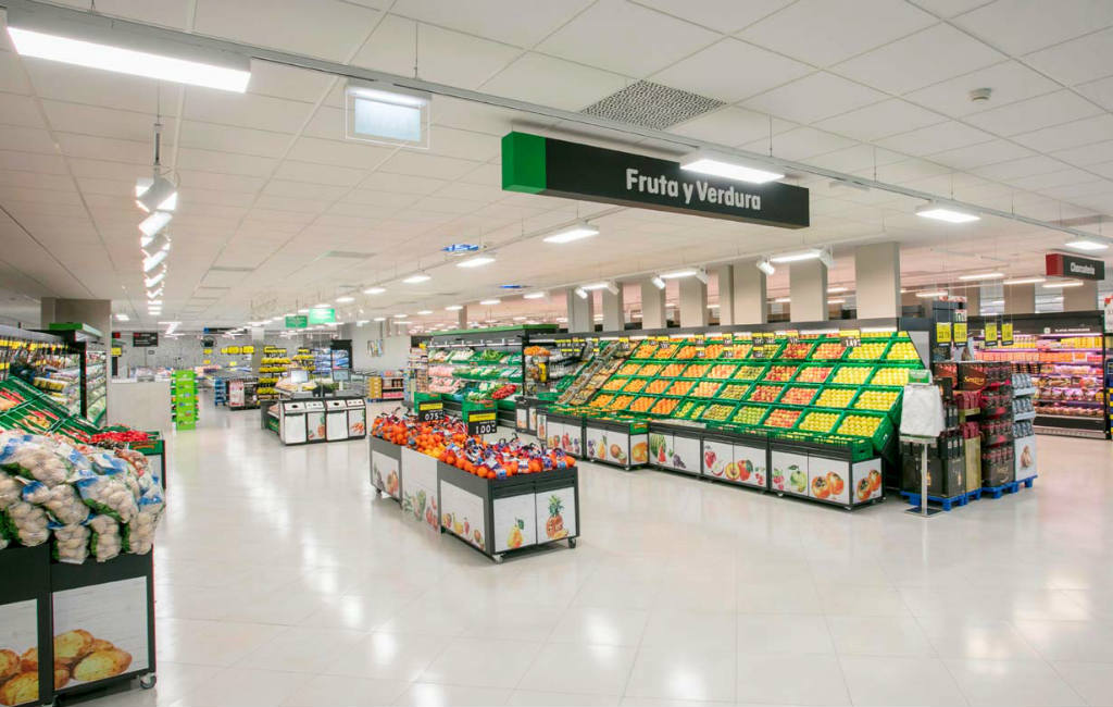 Wat is de Mercadona supermarkt in Spanje
