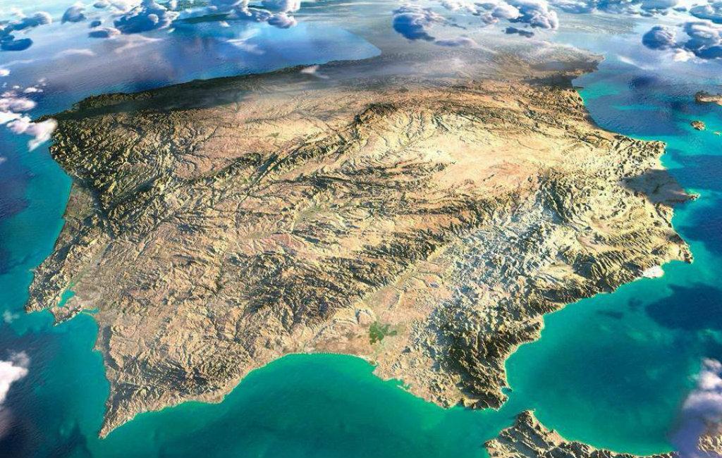 Waarom Wordt Spanje Een Schiereiland Genoemd