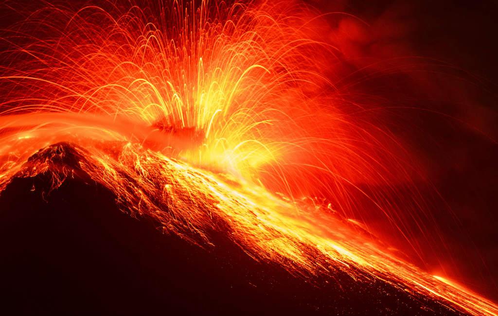 Vulkaanuitbarstingen In Spanje
