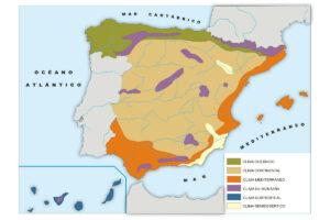Wat is het klimaat in Spanje
