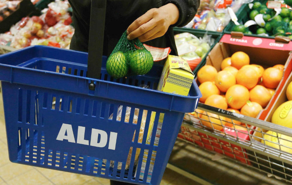 De Aldi supermarkten in Spanje