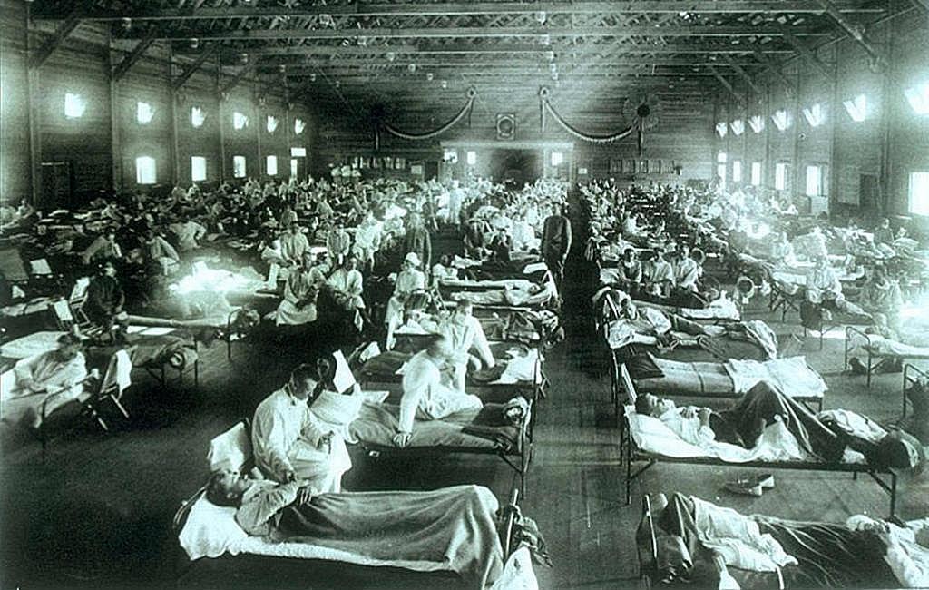 Wat is de Spaanse griep