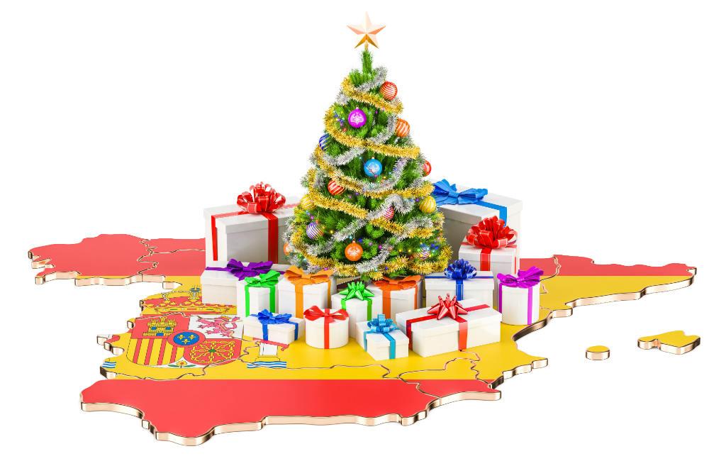 Hoeveel kerstdagen heeft Spanje