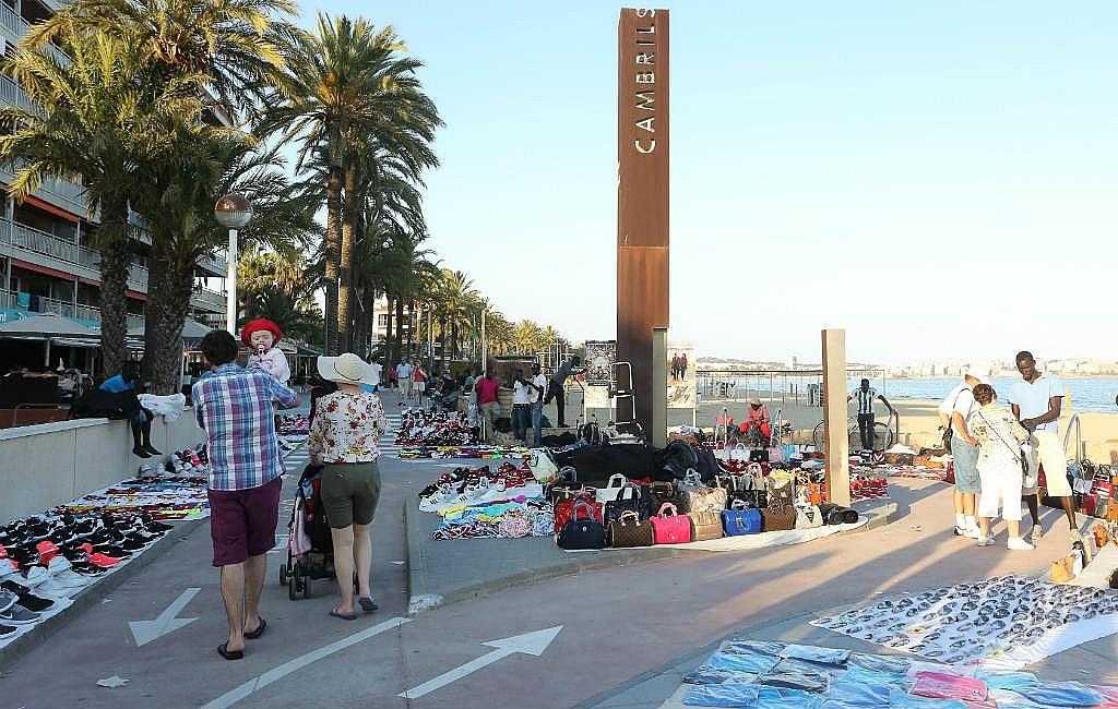 Wat is Top Manta in Spanje