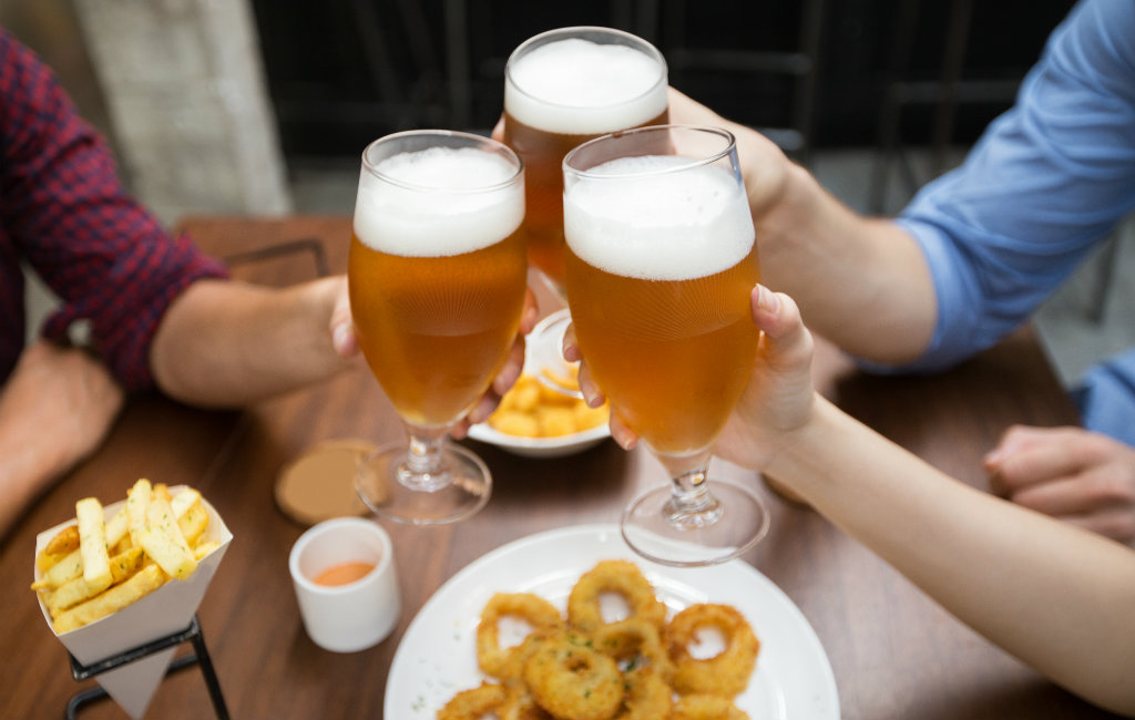 Een Biertje Bestellen In Spanje