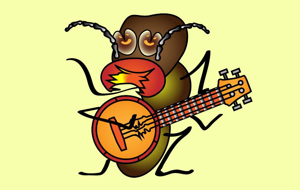 """Het Spaanse """"La Cucaracha"""" Lied"""