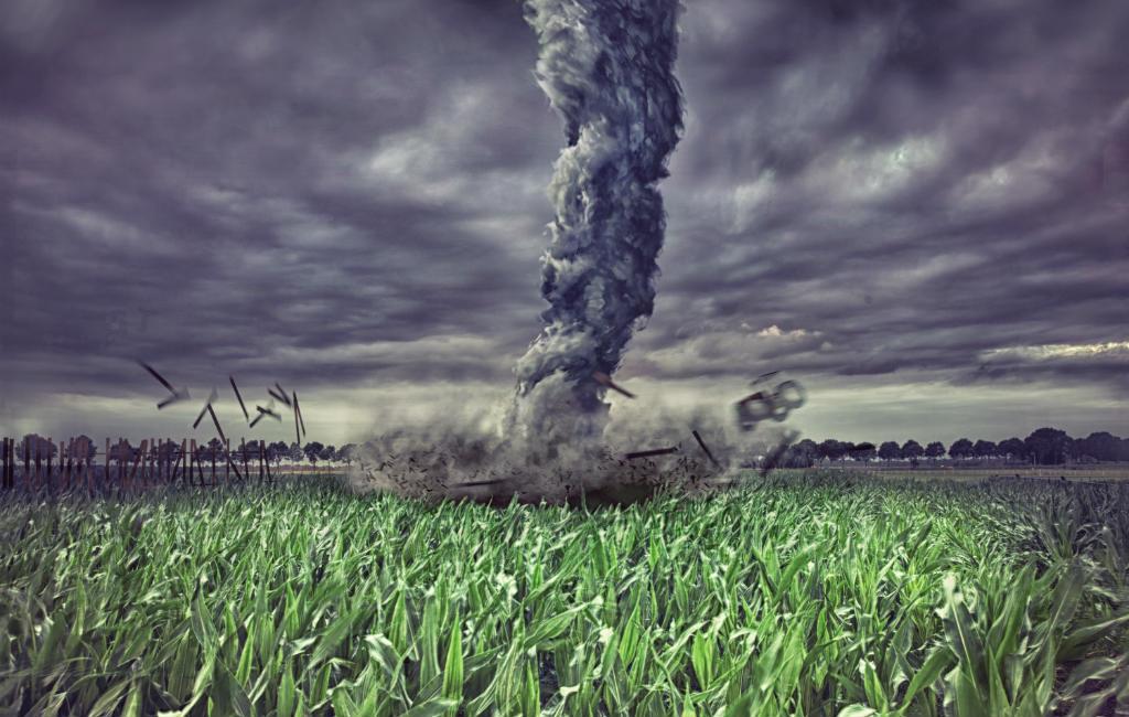 Tornado's In Spanje