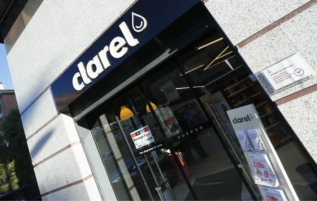 De Clarel winkels in Spanje