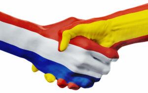 Nederlandse clubs in Spanje