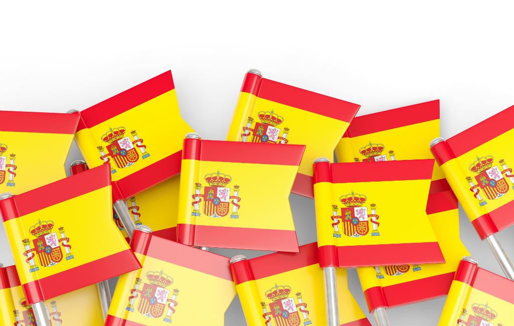 Fiesta Nacional de España op 12 oktober in Spanje