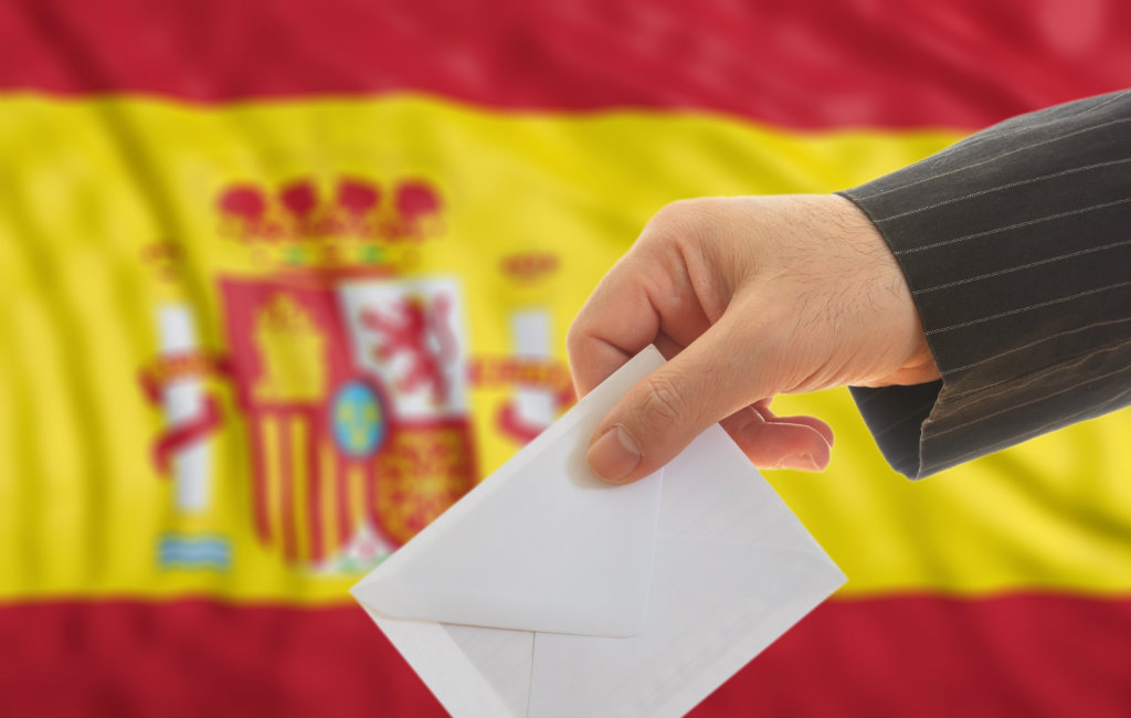 Stemmen Als Buitenlander In Spanje