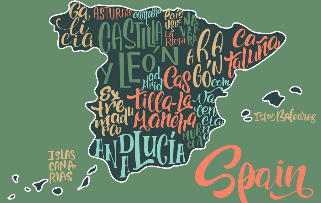 Wat Is De Naam Van Iemand Die In Een Bepaalde Streek Woont In Spanje