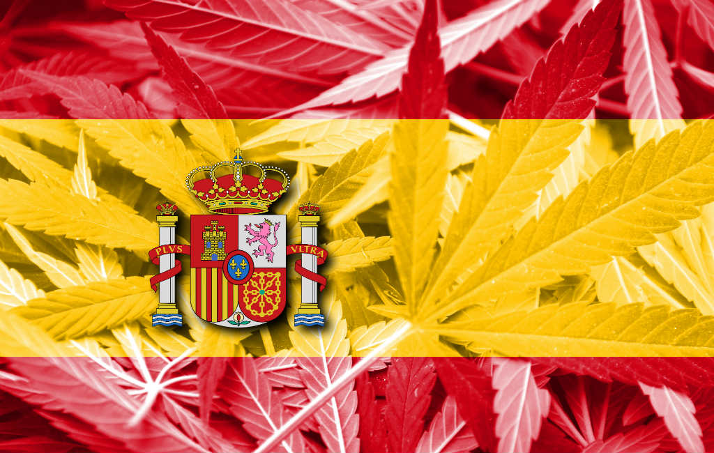 Gebruik Van Marihuana In Spanje