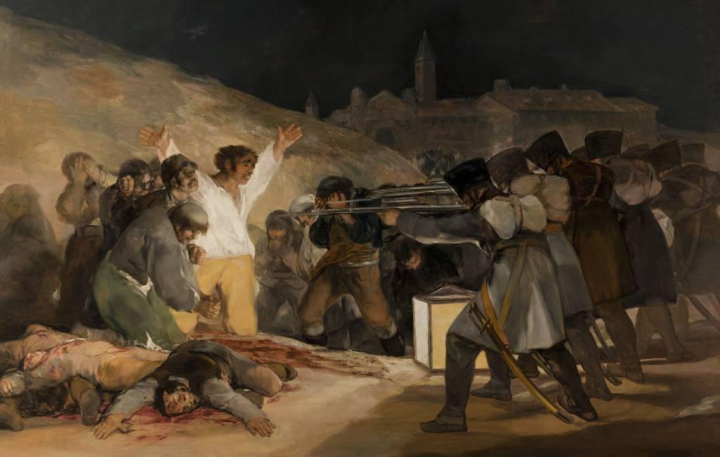 2 mei: herdenkingsdag in Madrid