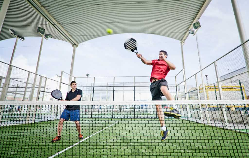 Spanje's hippe sport Padel