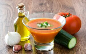 Wat is Gazpacho in Spanje