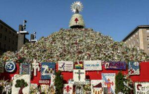 12 oktober: Fiestas del Pilar in Zaragoza