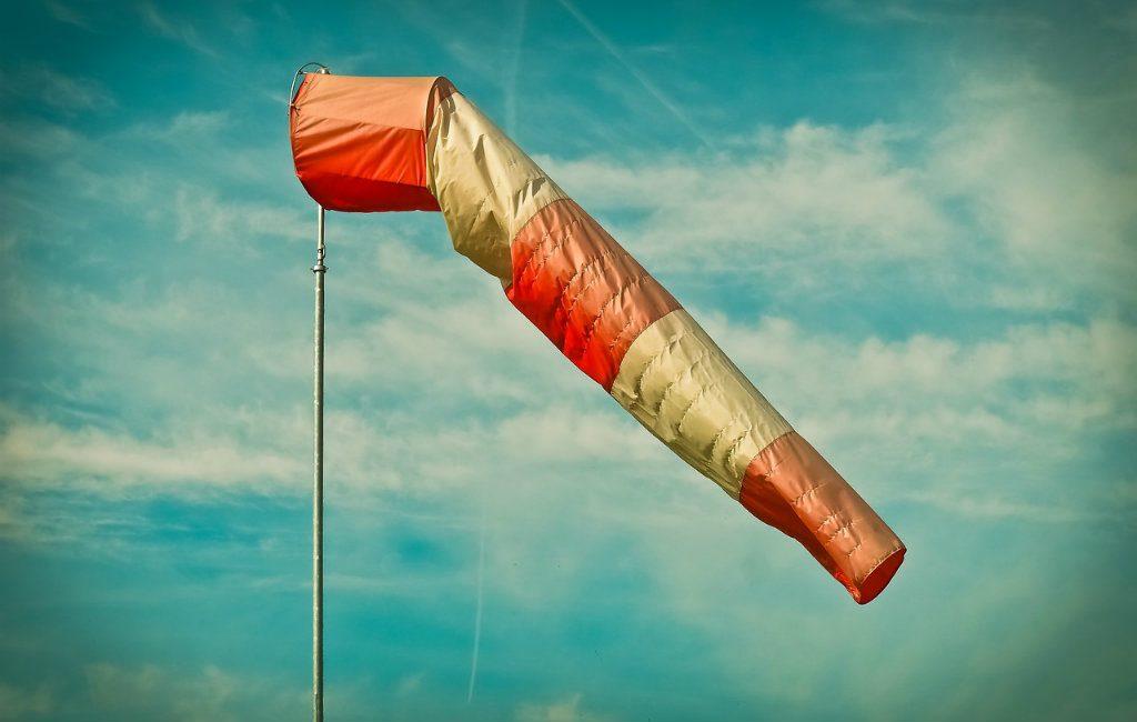 Zeven wind fenomenen in Spanje