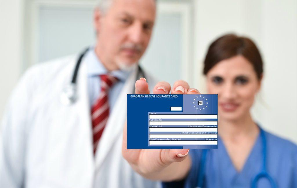 Europese gezondheidskaart in Spanje