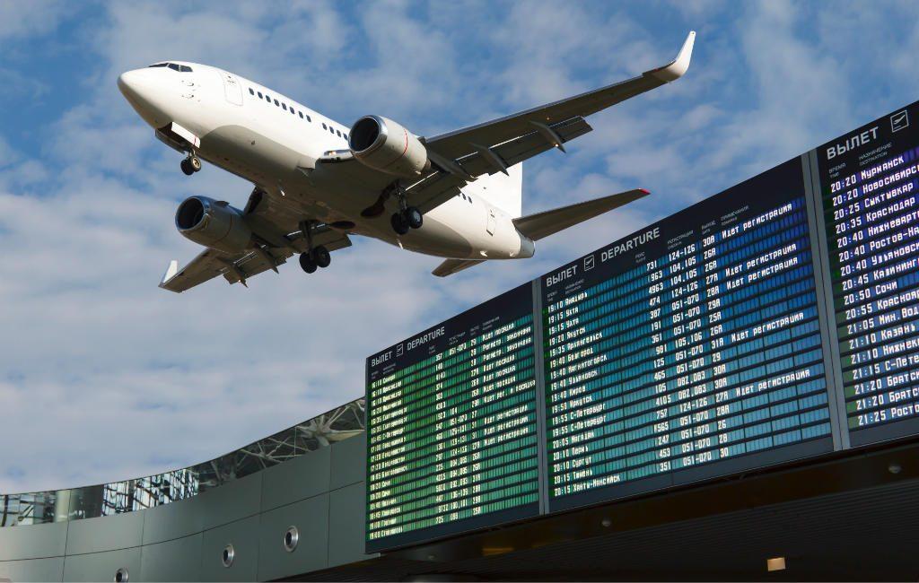 Hoe lang is het vliegen naar Spanje