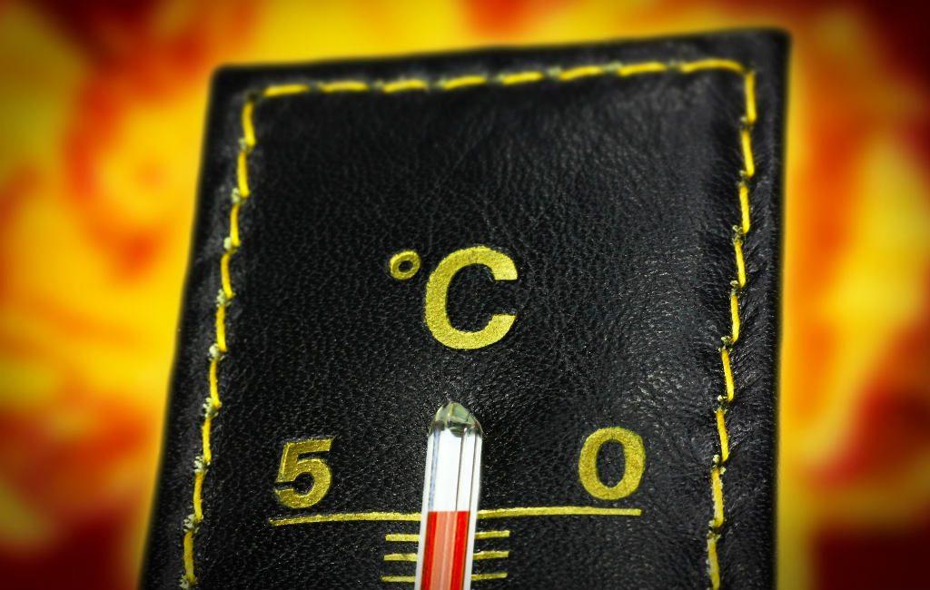 Hoogste temperatuur ooit in Spanje