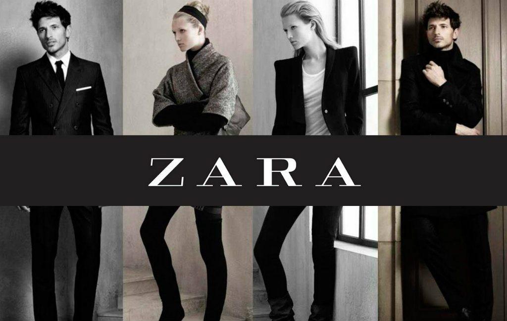 De Zara winkels uit Spanje